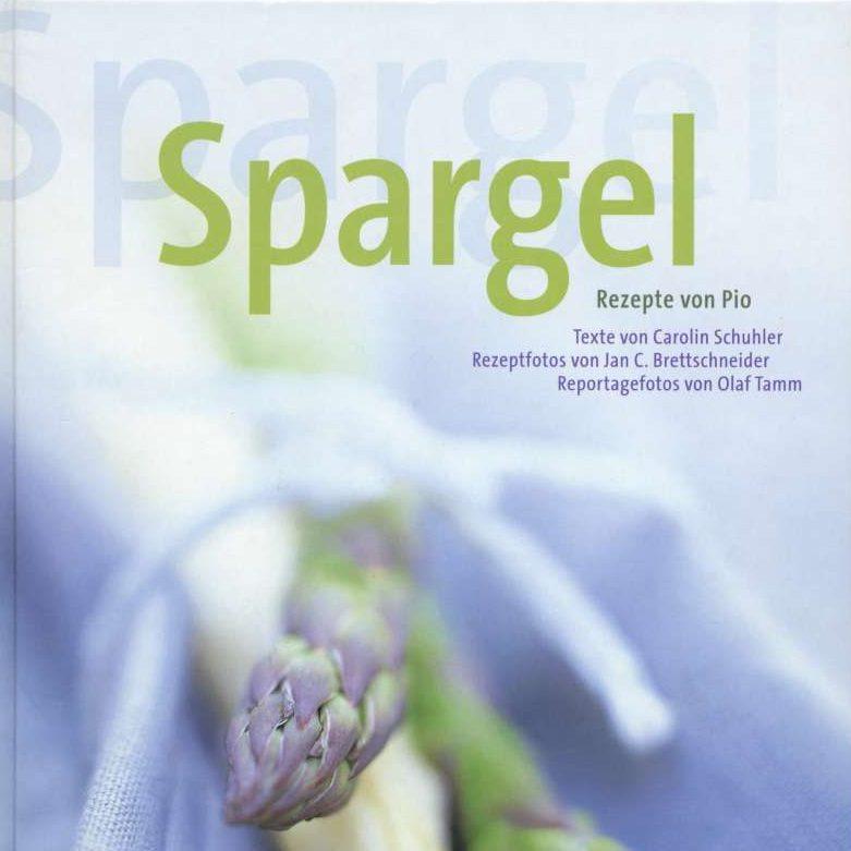 Eigenes Kochbuch<span>Spargel</span>