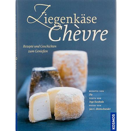Eigenes Kochbuch<span>Ziegenkäse</span>