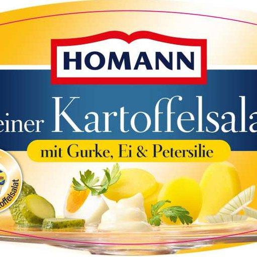 Homann<span>Kartoffelsalat</span>